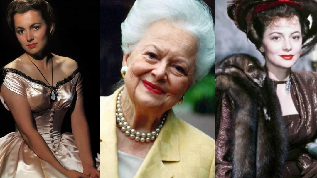 Olivia de Havilland cumple 103 años y se recuerdan sus roces en Hollywood
