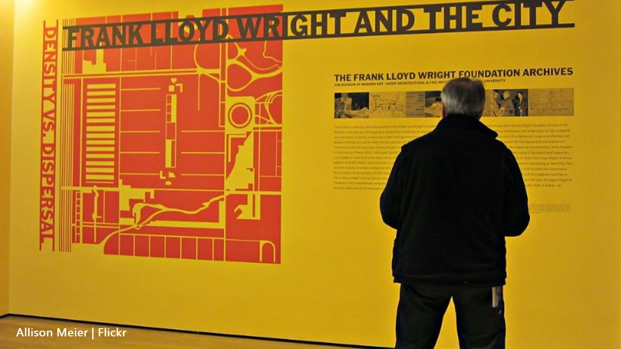UNESCO selects Frank Lloyd Wright architecture as World Heritage Sites