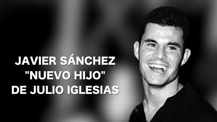 Julio Iglesias es padre a sus 75 años de edad de Javier Sánchez