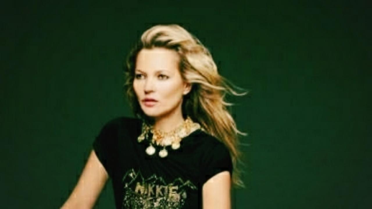 Mode : Kate Moss est le nouveau visage de Zadig &Voltaire