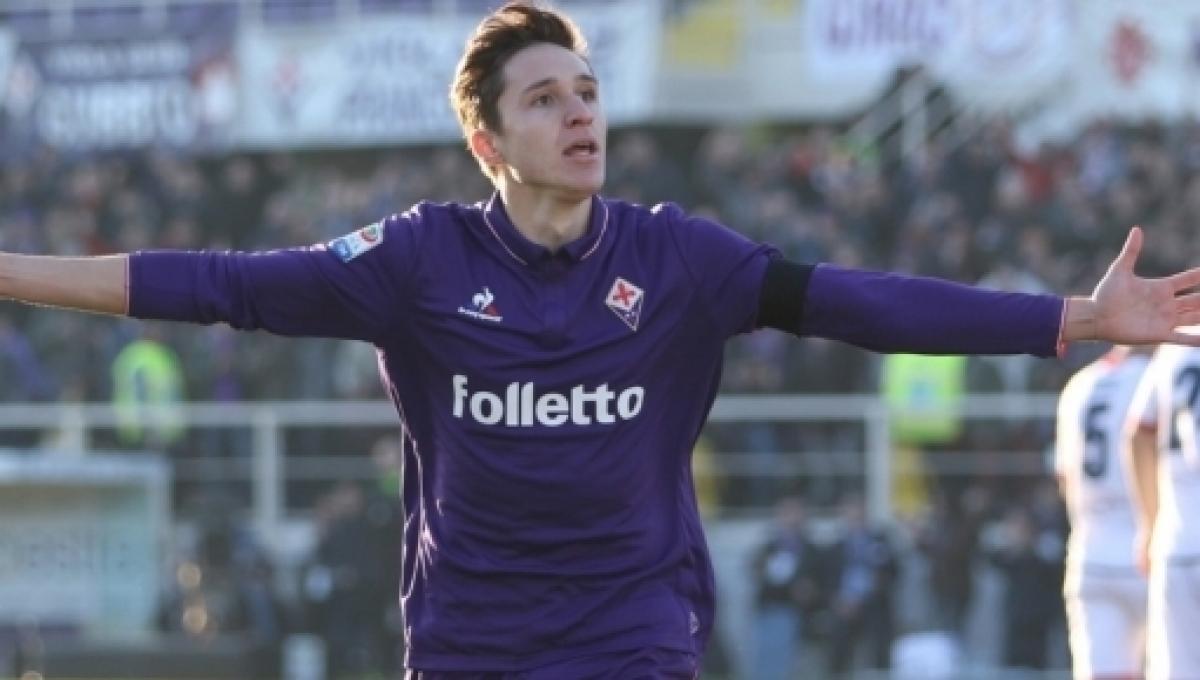 Juventus, Chiesa vorrebbe chiedere alla Fiorentina il via libera per andare da Sarri