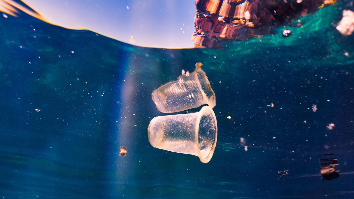 Greenpeace e Legambiente lanciano la nuova campagna anti-plastica