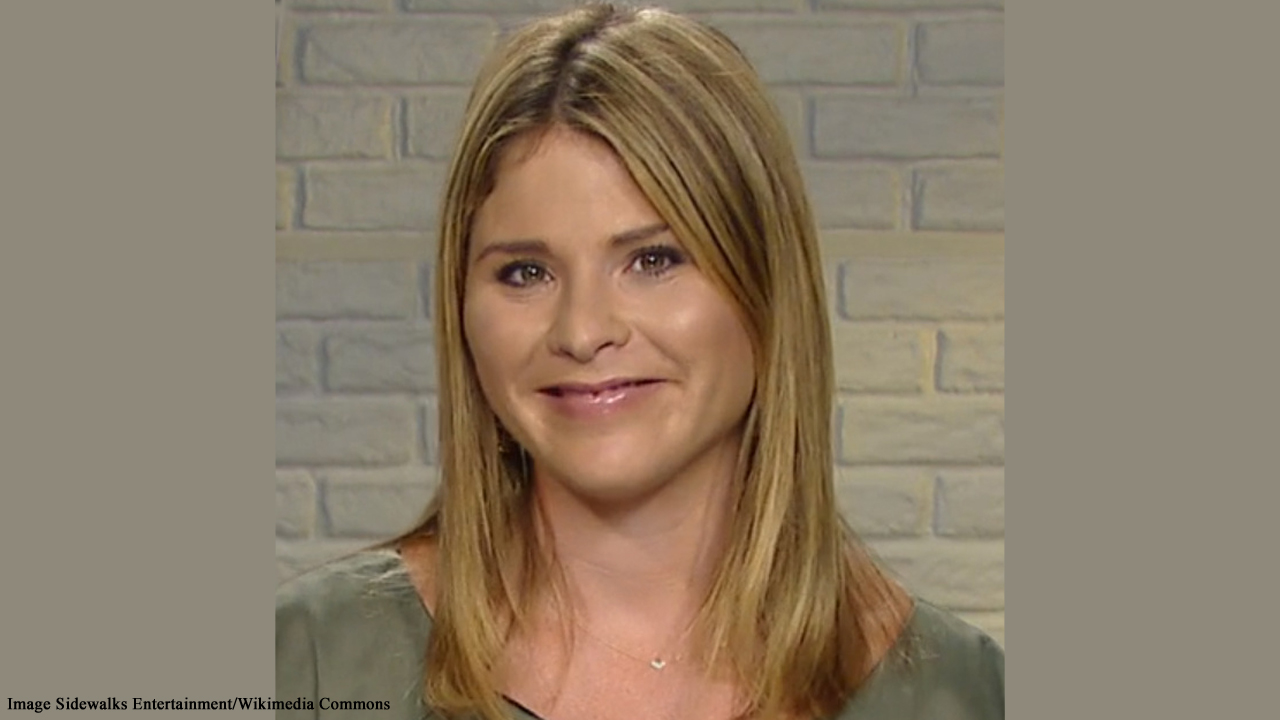 'TODAY:' Jenna Bush Hager takes daughter to work, talks mispronunciation with Willie
