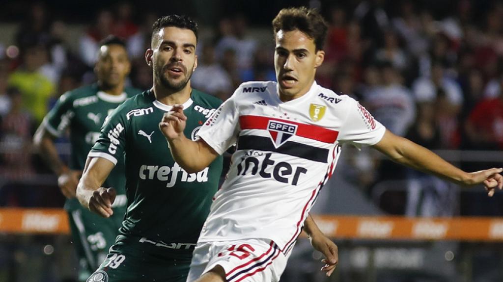 São Paulo recebe Palmeiras no Morumbi no retorno do Brasileirão