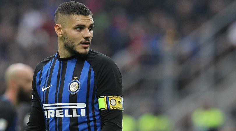 Inter, Mauro Icardi lascia il ritiro di Lugano: si allenerà da solo ad Appiano Gentile