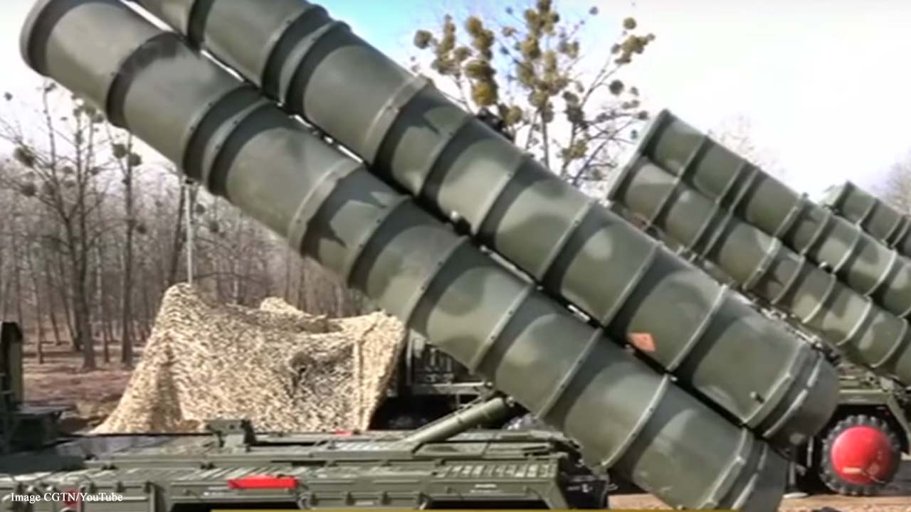 Washington up in arms about Russian S400 missile system for Turkey