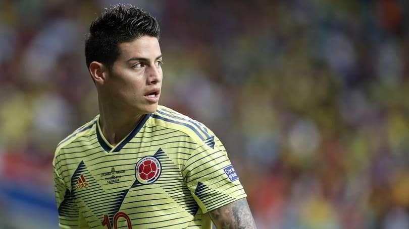Napoli: Sfuma il sogno James Rodriguez, il calciatore sceglie il Madrid