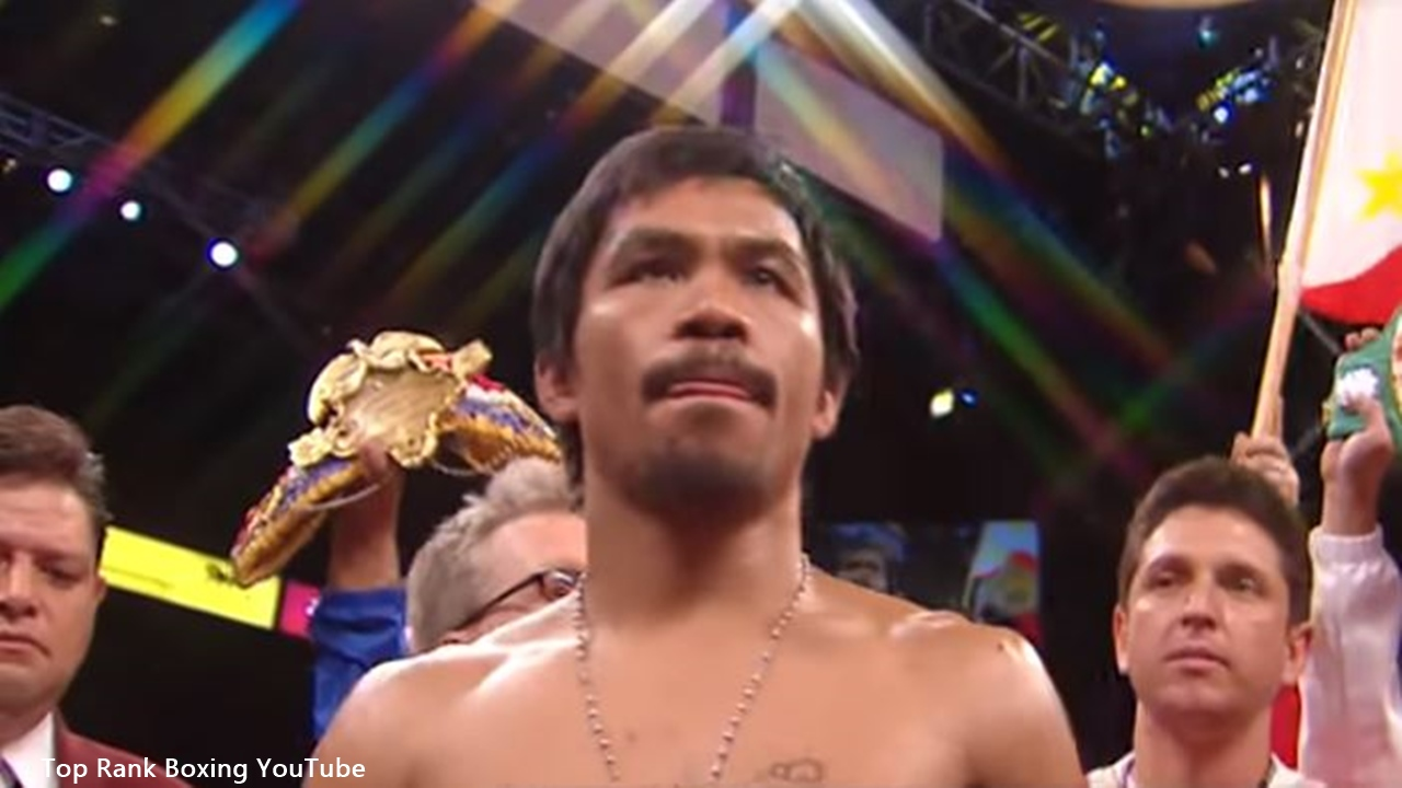 Manny Pacquiao vs Keith Thurman promises a tough fight on July 20