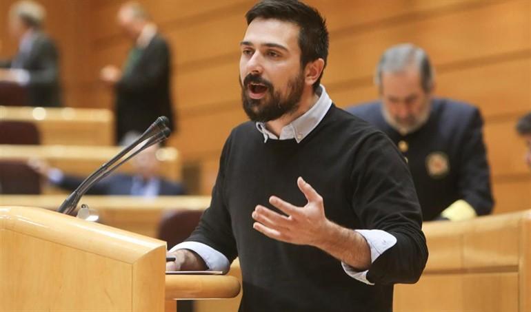 Según Ramón Espinar, la consulta de Podemos: 'no tiene un pase'