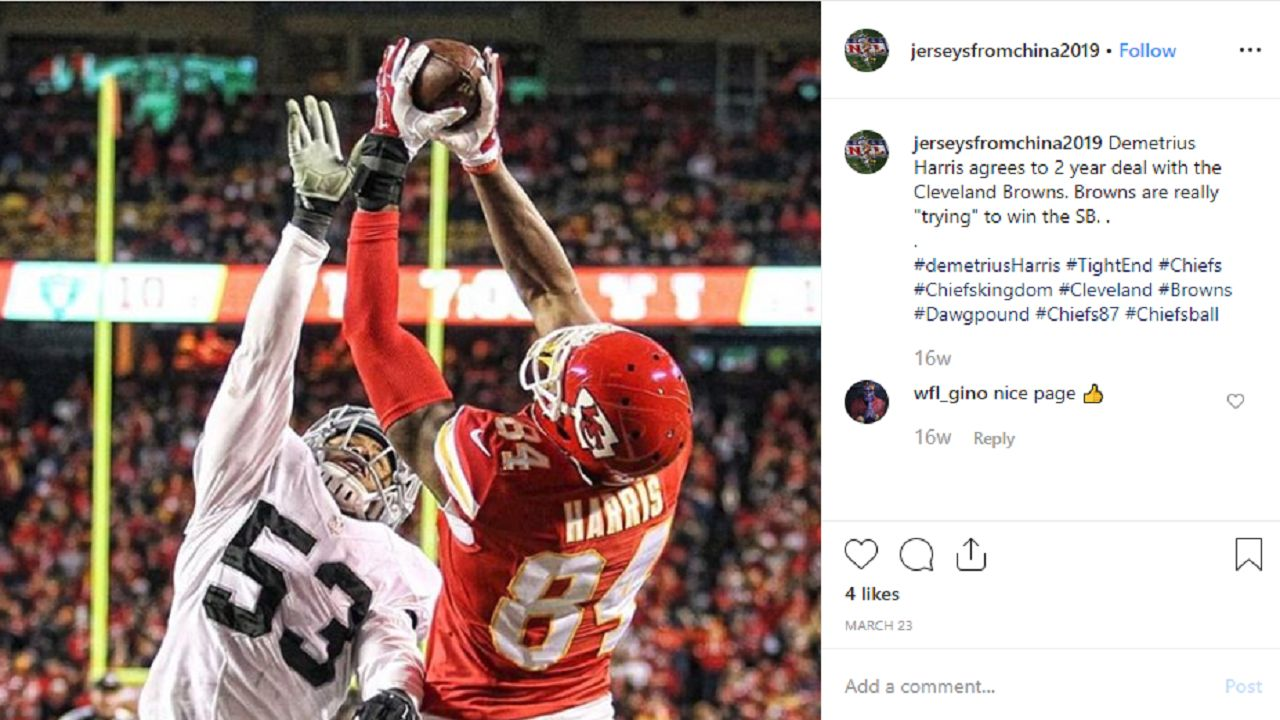 Former Chief sees similarities between Mahomes and Mayfield