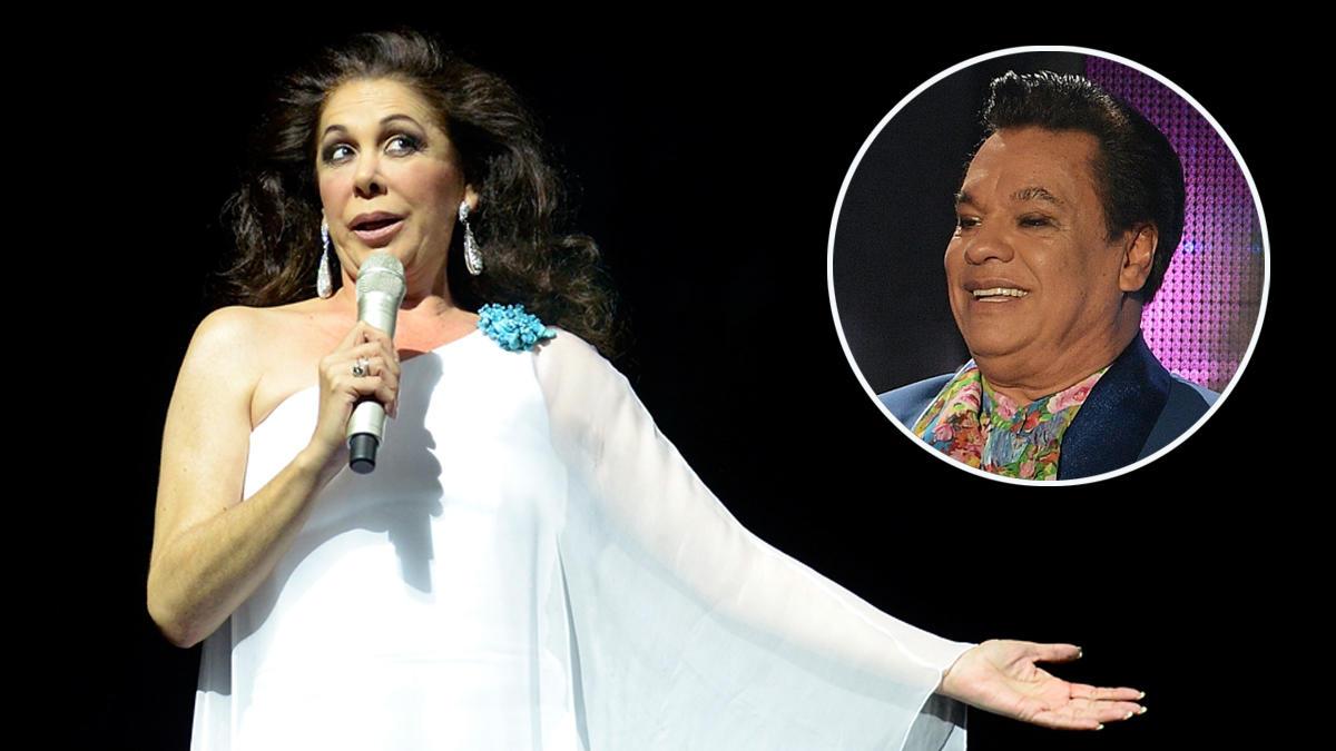 SV: Isabel Pantoja confiesa que Juan Gabriel le pidió matrimonio y ella se negó