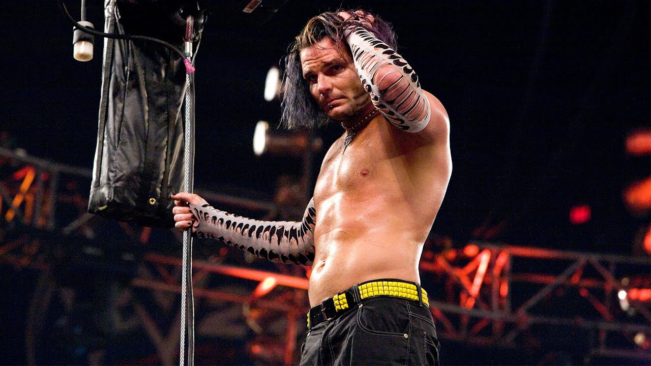 WWE releases statement on arrest of WWE superstar Jeff Hardy