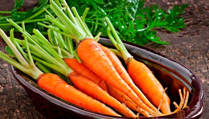 Beneficios para la salud que nos ofrecen las zanahorias