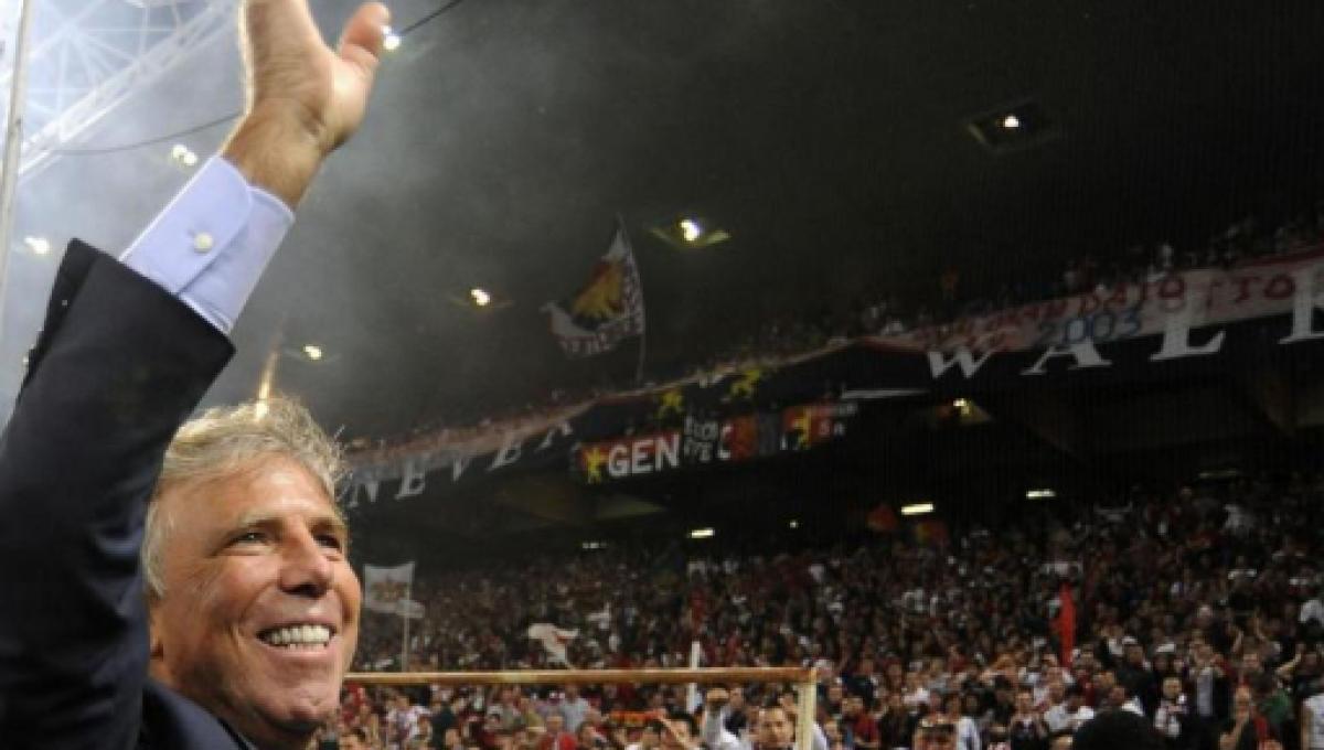 Genoa: il presidente Preziosi in Russia