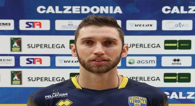 Volley mercato: Caneschi resta a Sora, Codarin a Trento, Milano per Alletti