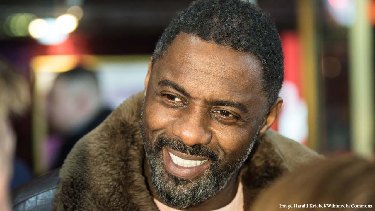 Idris Elba launches '2HR SET' fashion brand to support anti-knife charity Faz Amnesty