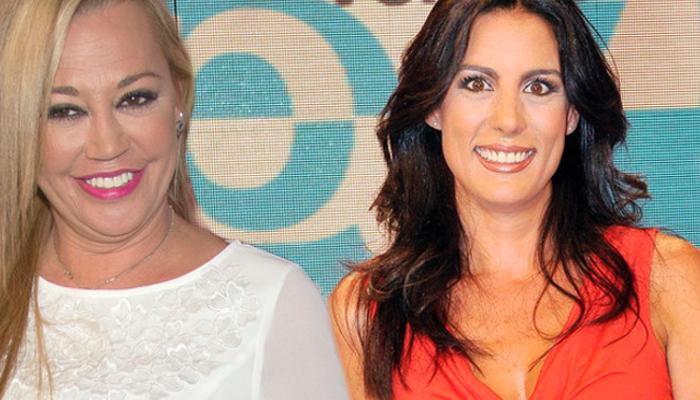Alicia Senovilla cometa en 'Viva la vida' que aún guarda rencor con Belén Esteban