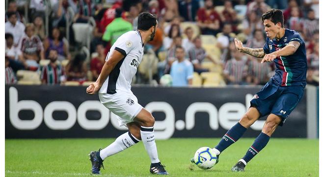 Fluminense e Ceará empatam no encerramento da décima rodada do Brasileirão