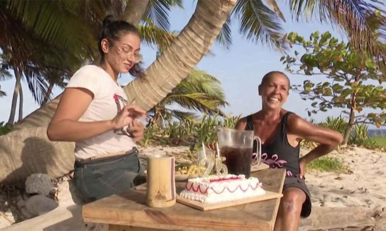 Dakota ha expresado que Isabel Pantoja ha sido como su madre en el concurso