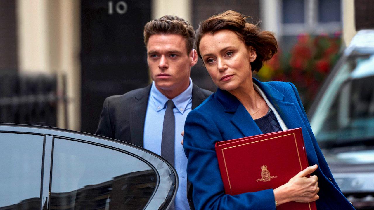 """Netflix's """"Bodyguard"""" deserves some Emmy recognition"""