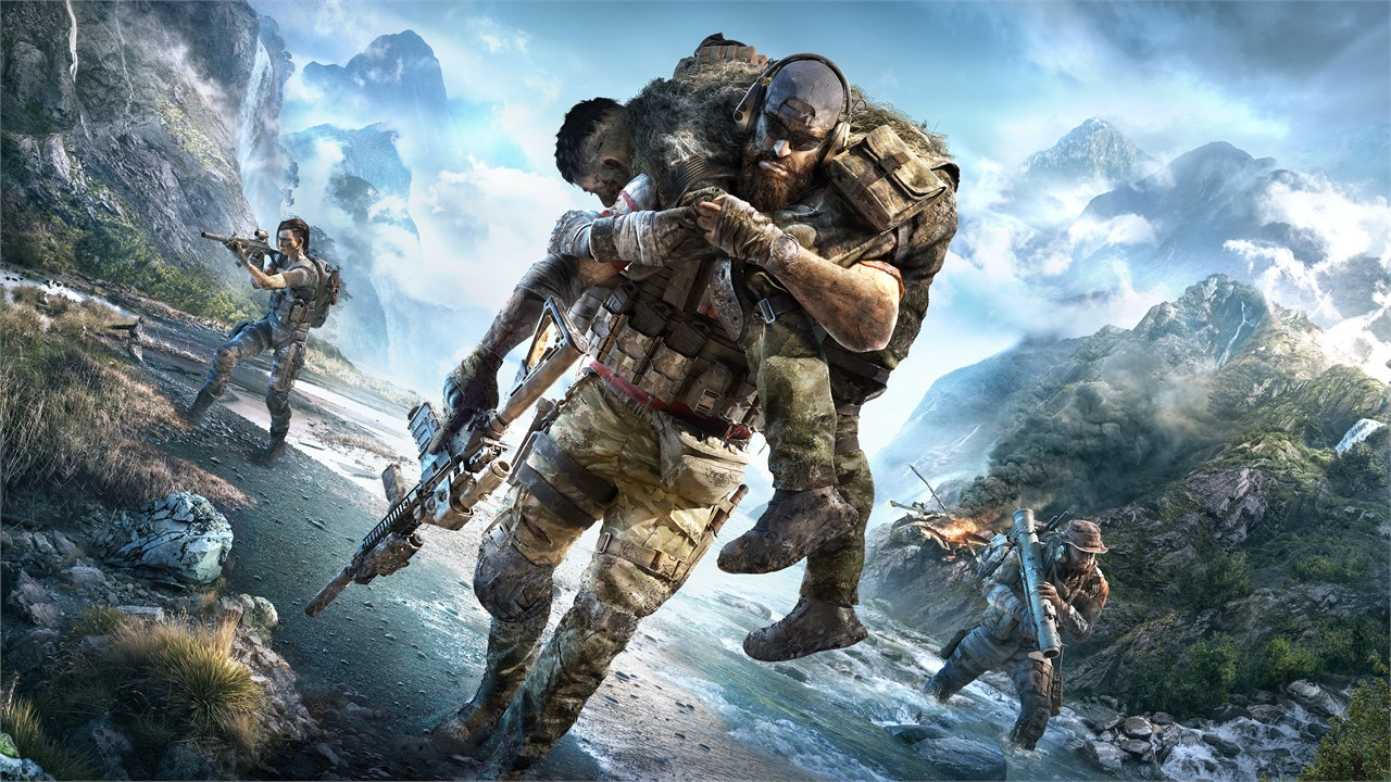 'Ghost Recon Breakpoint': Ubisoft's new game focus more on survival