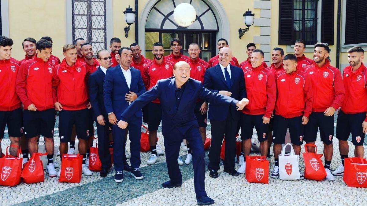 Calciomercato: il Monza di Berlusconi punta in alto