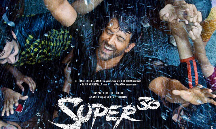 Hindi Movie 'Super 30' Box-Office Collections Worldwide is Good