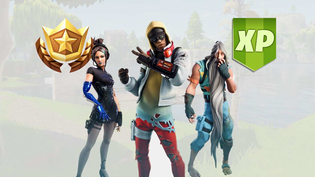 Overtime challenges are coming to 'Fortnite Battle Royale'