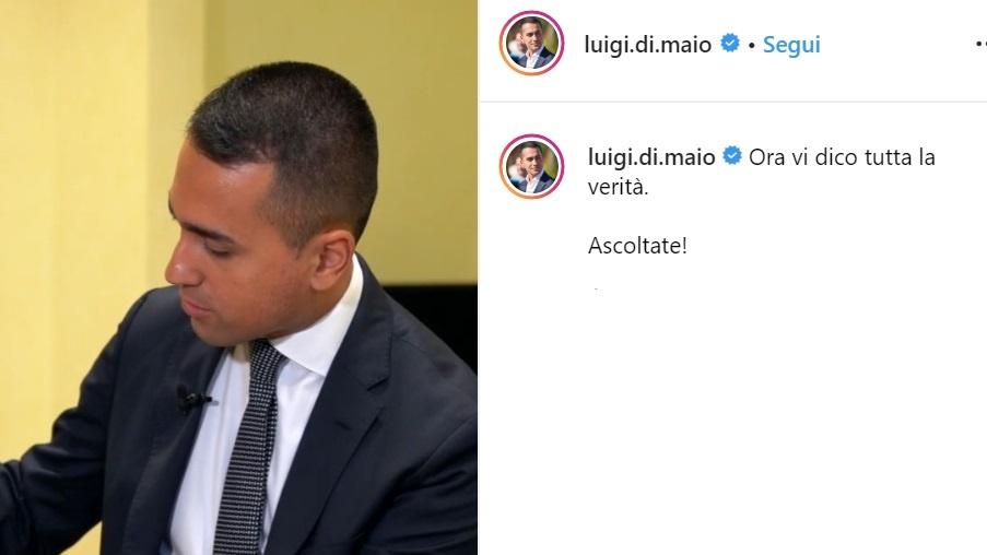 Bibbiano, Luigi Di Maio è stato denunciato dal Partito Democratico per diffamazione