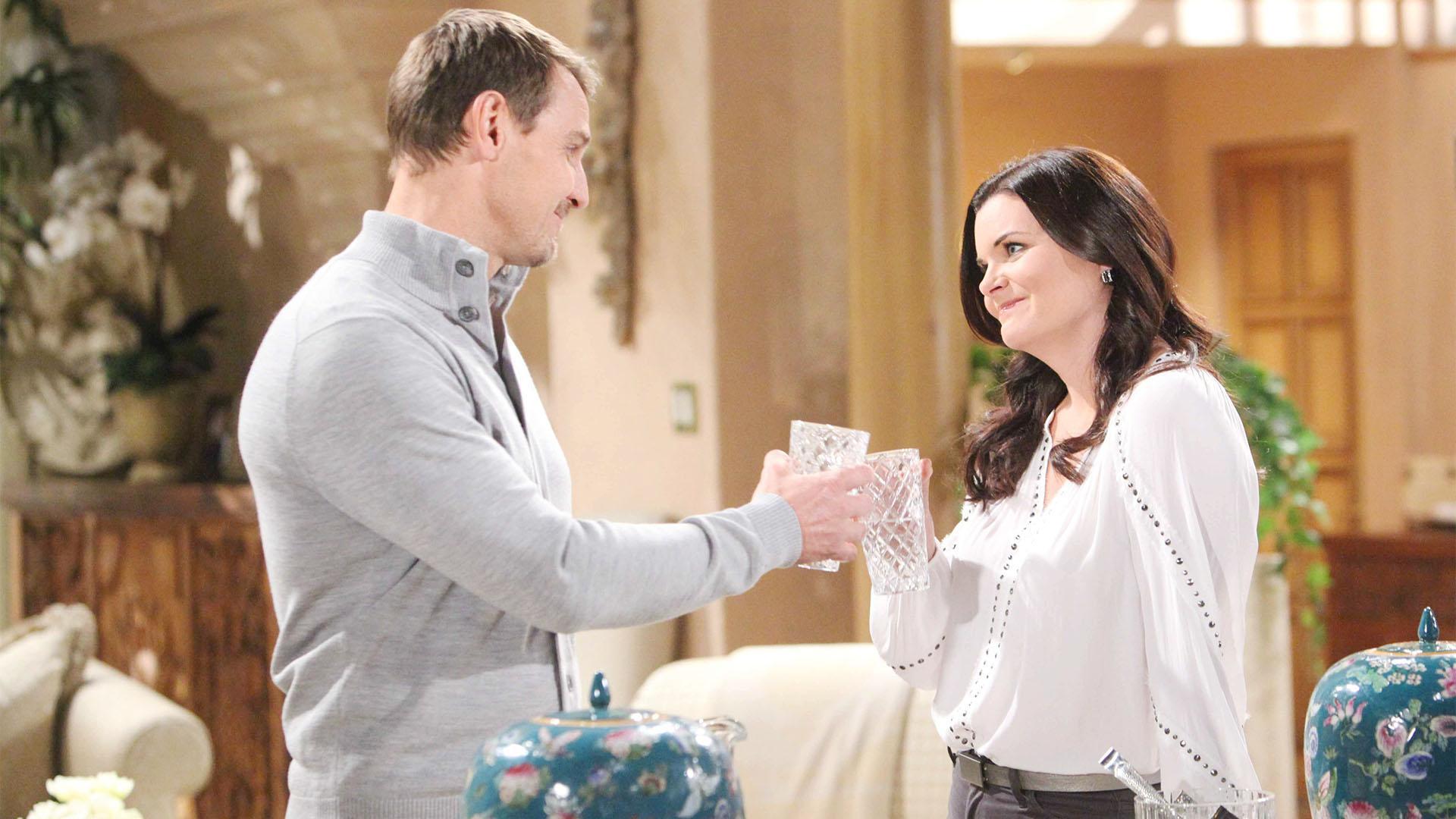 Anticipazioni puntate Beautiful dal 22 al 26 luglio: Katie e Thorne annunciano le nozze
