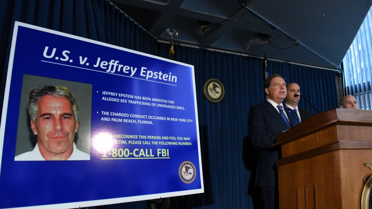 Jeffrey Epstein denied bail as he faces sex trafficking charges