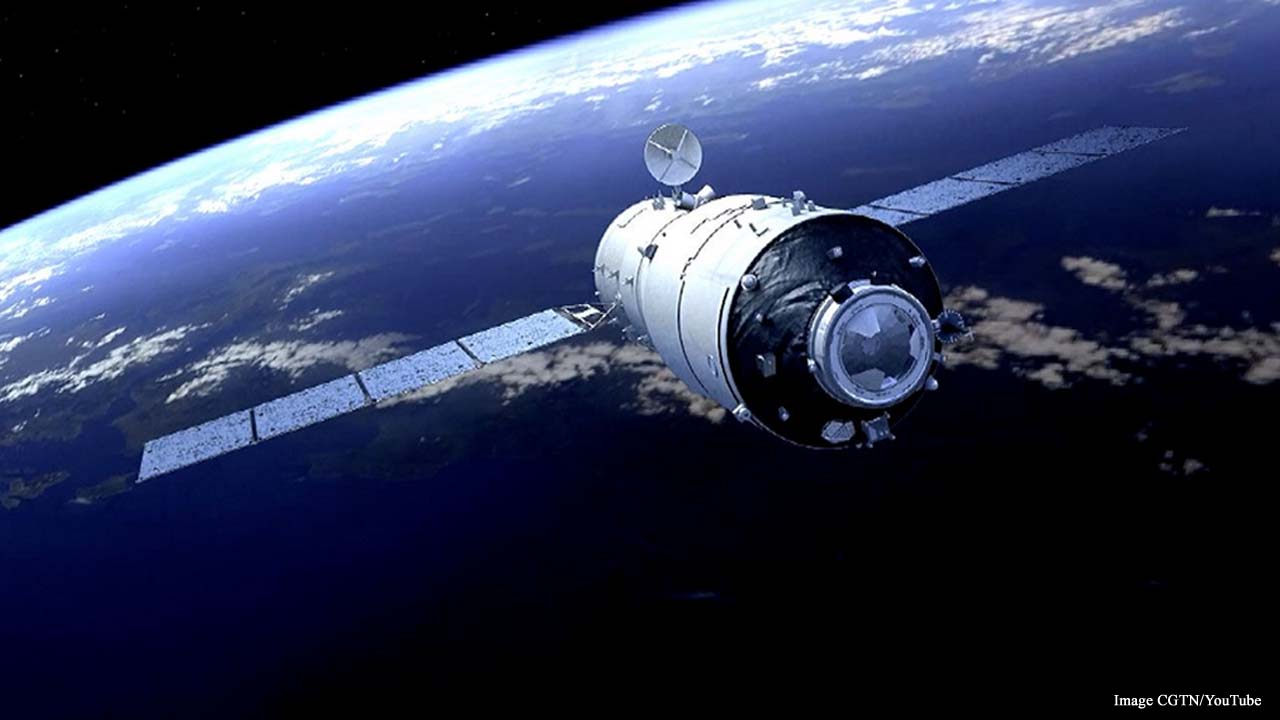 China's space lab Tiangong-2 returns to Earth in controlled deorbit