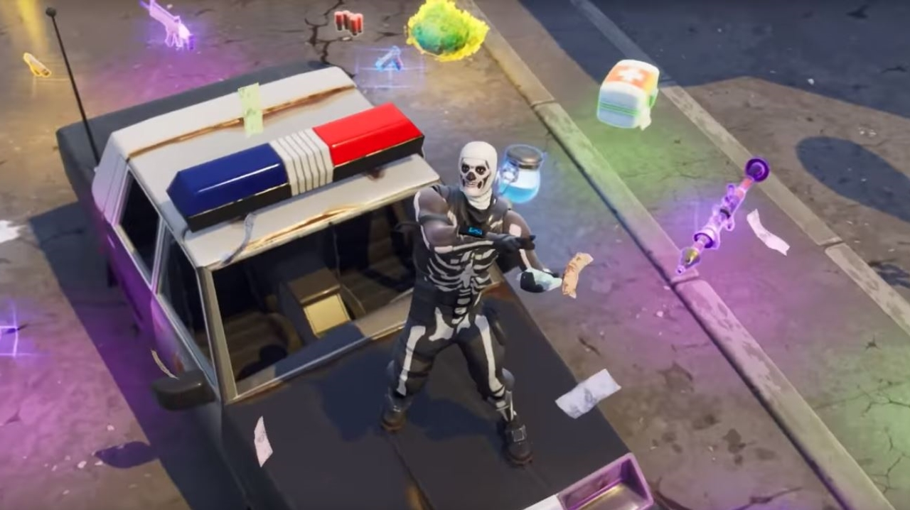 The special LTM will be released for the 'Fortnite Battle Royale' event