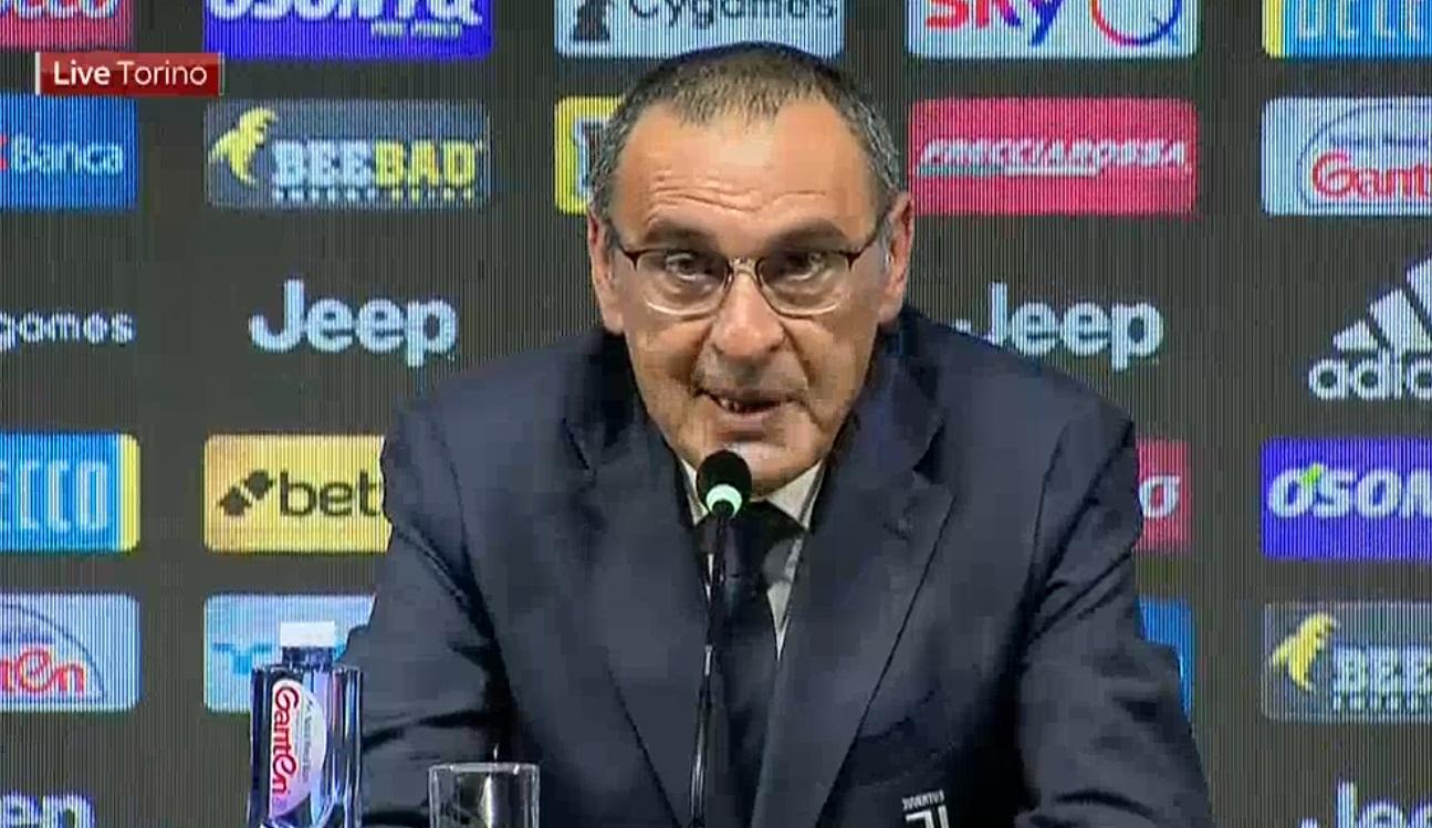Juventus-Tottenham, probabile formazione Sarri: c'è Rabiot, spezzone di gara per De Ligt