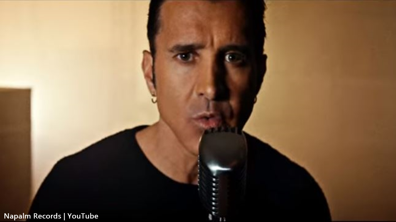 Scott Stapp: 'The Space Between the Shadows' released July 19
