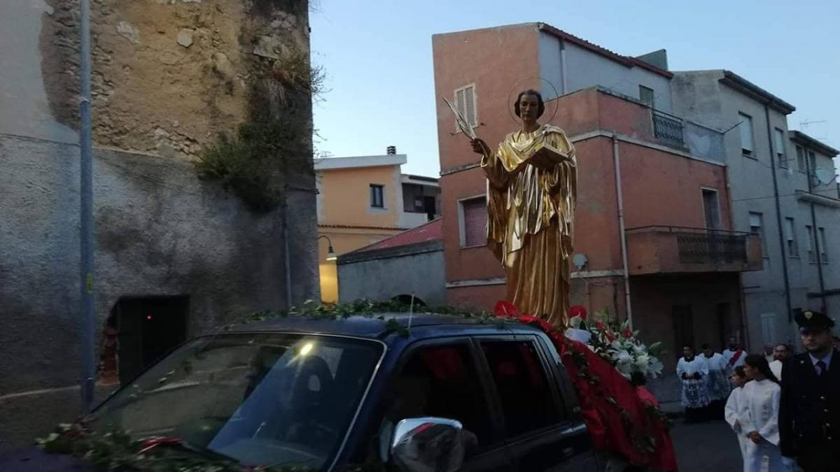 Sardegna, Sorso festeggia San Pantaleo dal 25 al 27 luglio