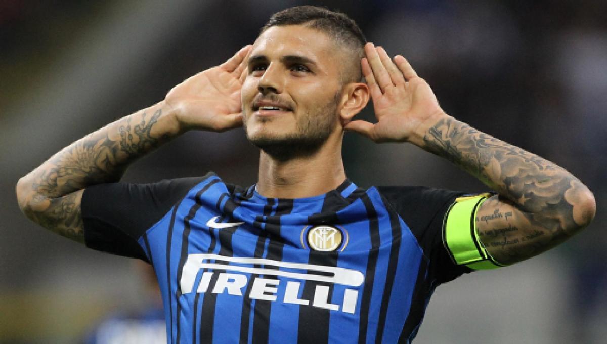 Icardi avrebbe rifiutato l'Arsenal, se lascia l'Inter vorrebbe soltanto la Juventus