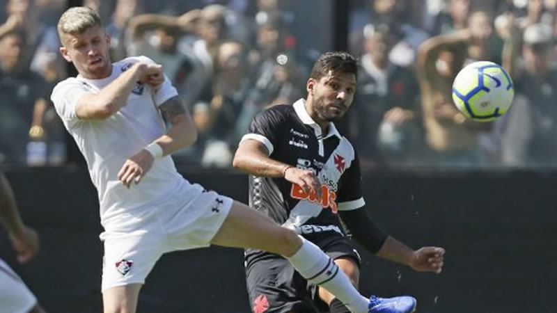 Vasco vira pra cima do Fluminense e joga rival na zona de rebaixamento