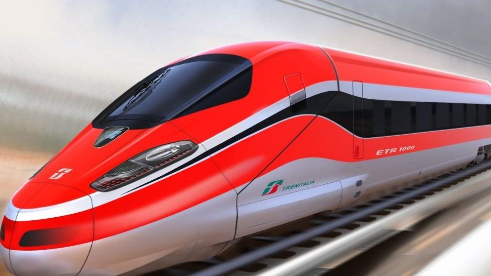 Rovezzano: Incendio in una cabina elettrica di un Treno ad Alta velocità
