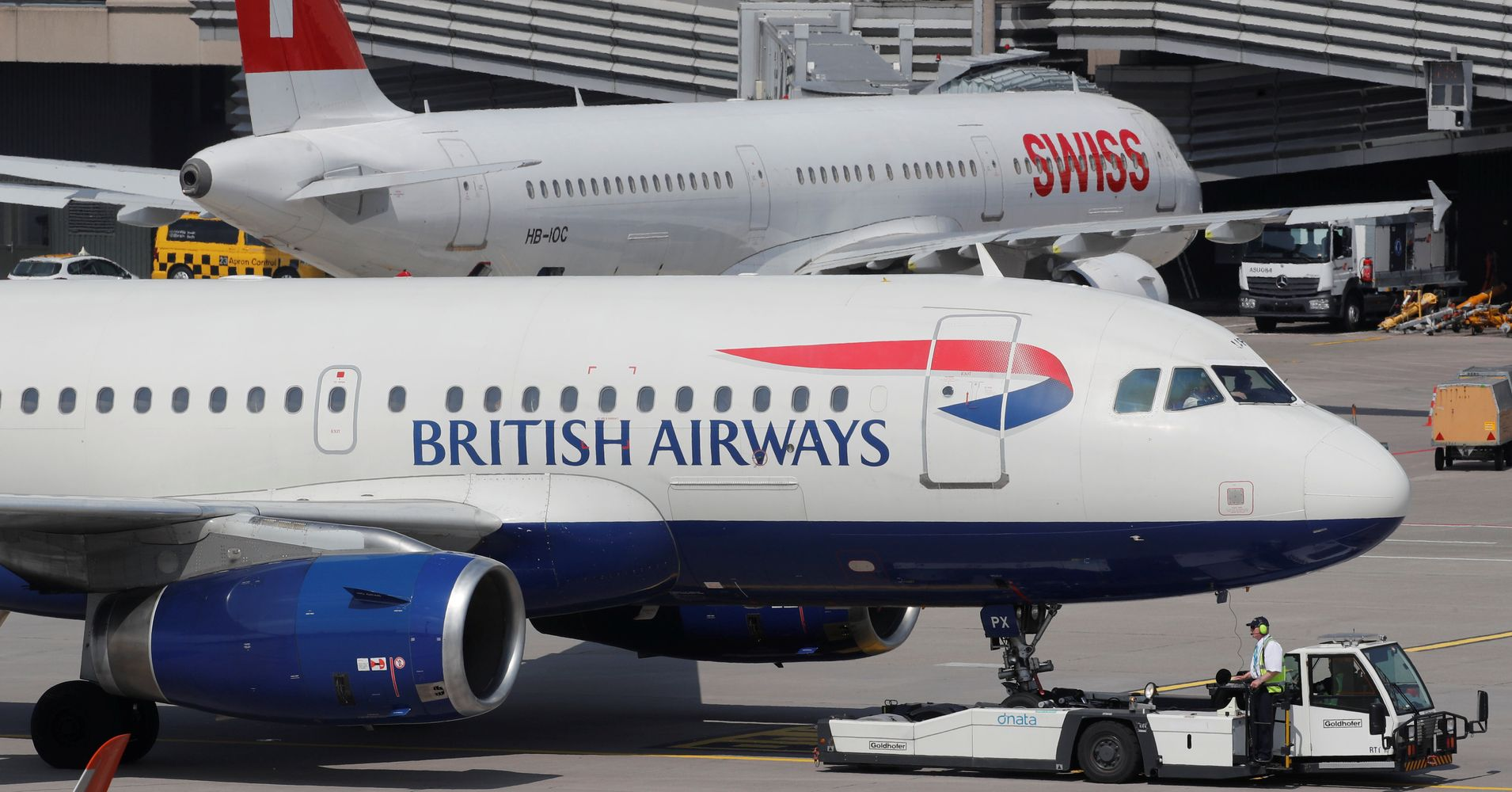 British Airways suspended all flights to Cairo citing security concerns