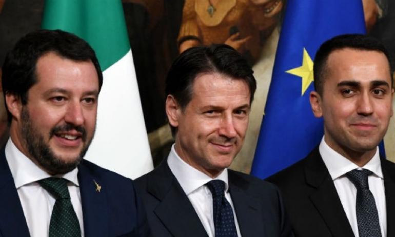 Sondaggi: Salvini al 37 %, ma 6 italiani su 10 stanchi del governo gialloverde