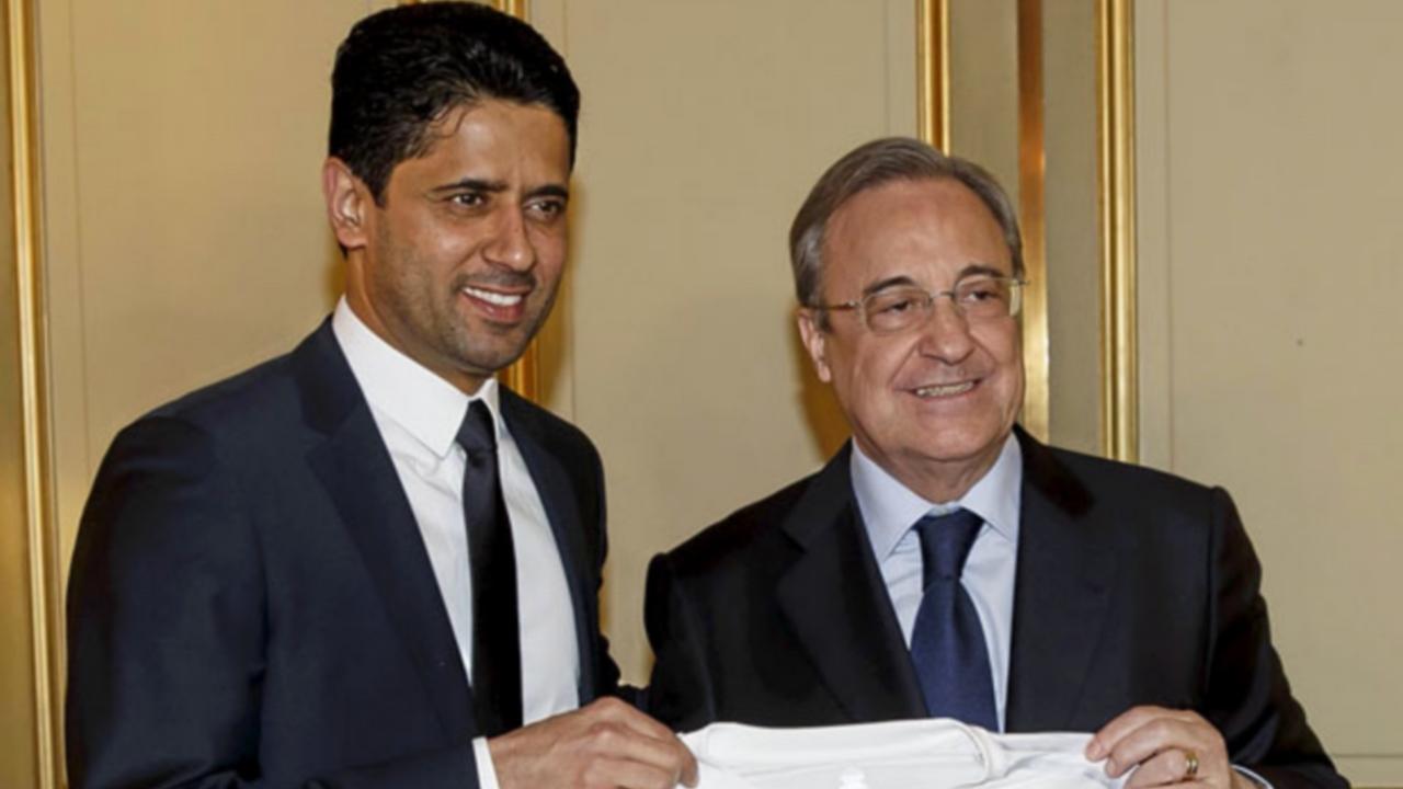 Mercato PSG : le Real Madrid 'négocie' avec le Paris Saint-Germain