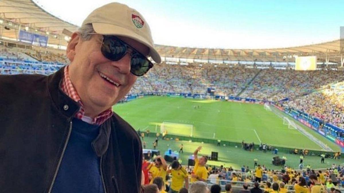 Vídeo exibe última gravação de Paulo Henrique Amorin no Maracanã