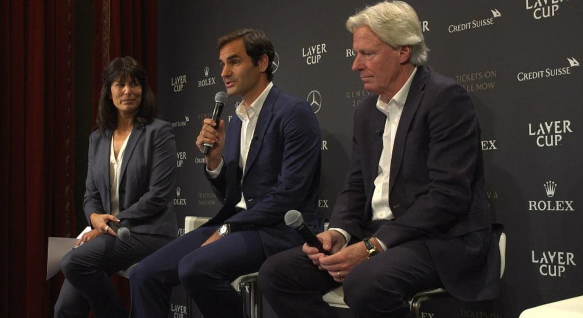 Federer: 'Mi sarebbe piaciuto giocare contro Bjorn Borg a Wimbledon'
