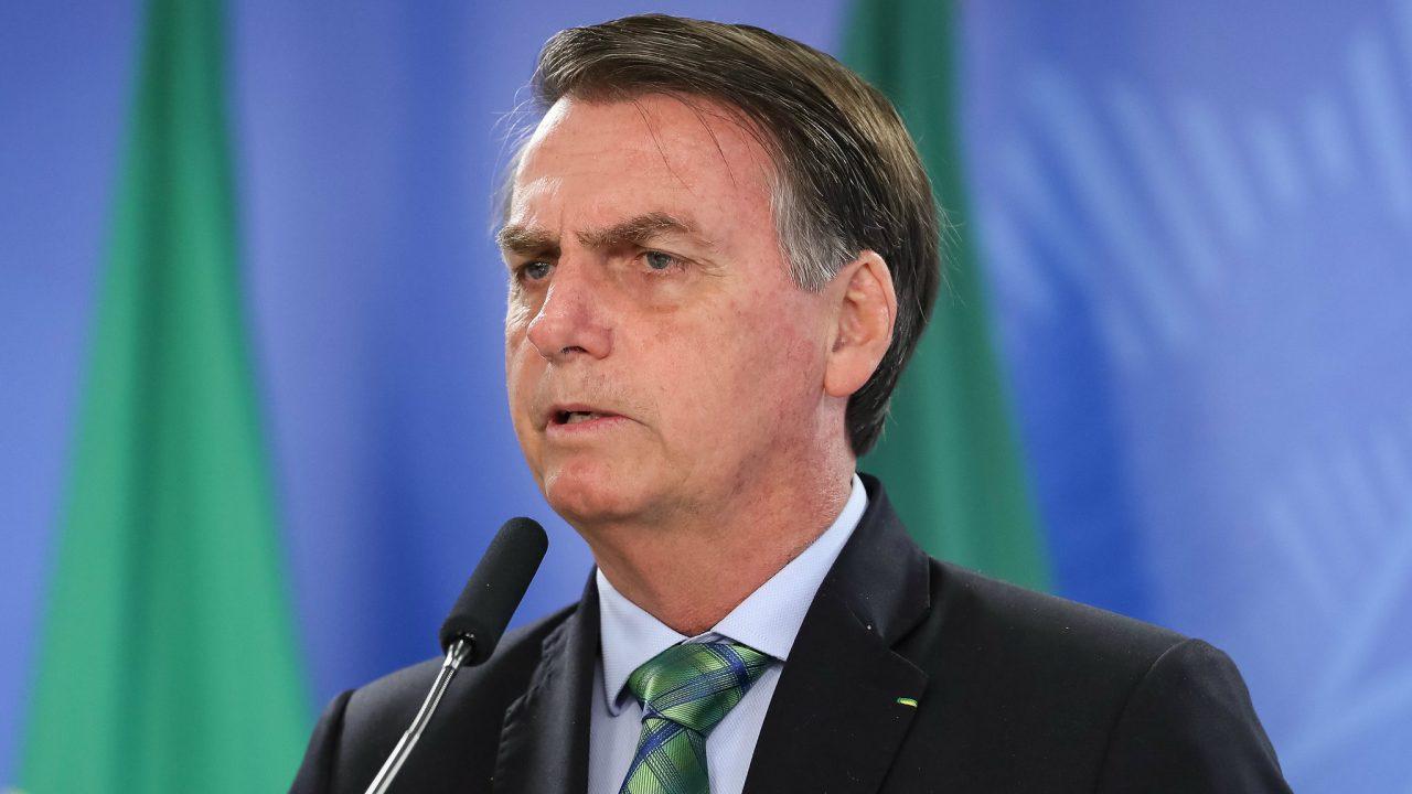 Segundo Ministério da Justiça, celulares de Bolsonaro também foram invadidos por hackers