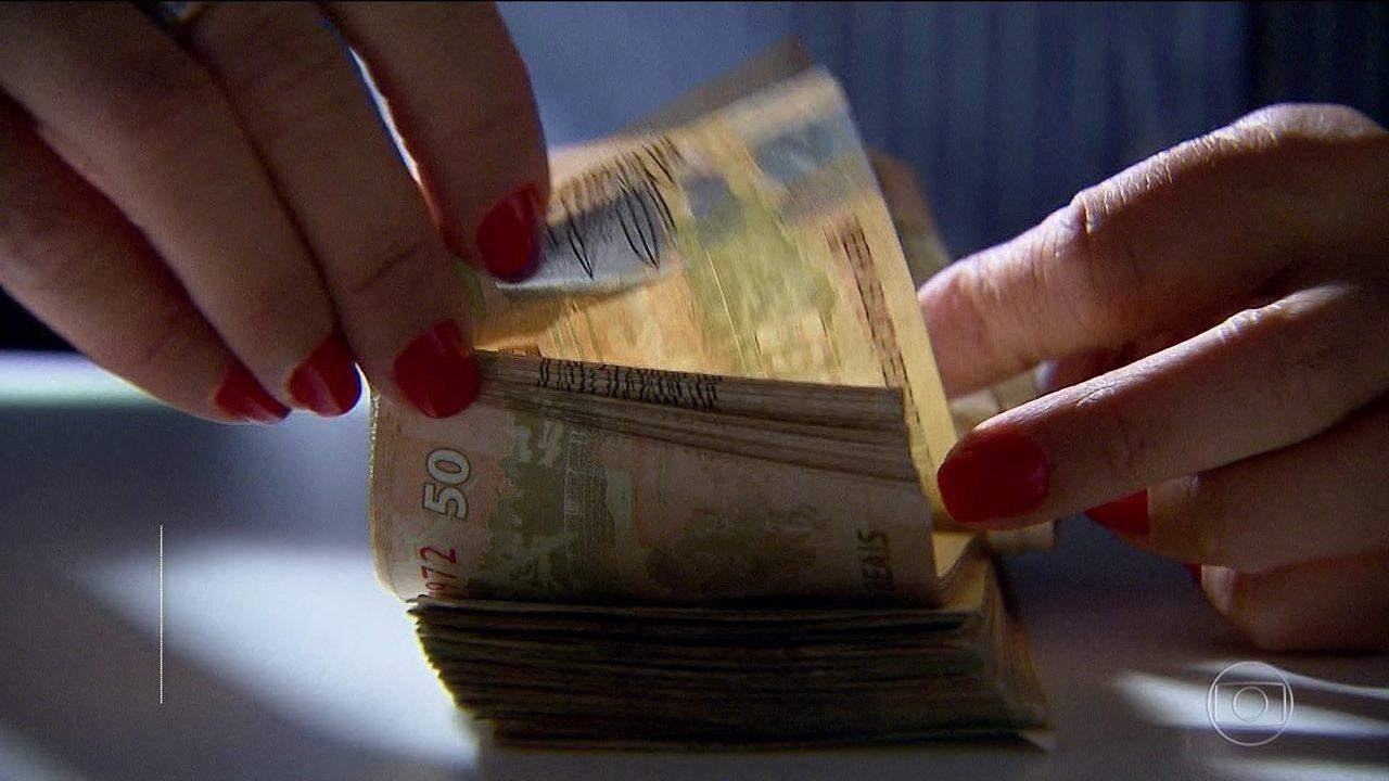 Limite de saque do FGTS será de R$ 500, segundo Bolsonaro