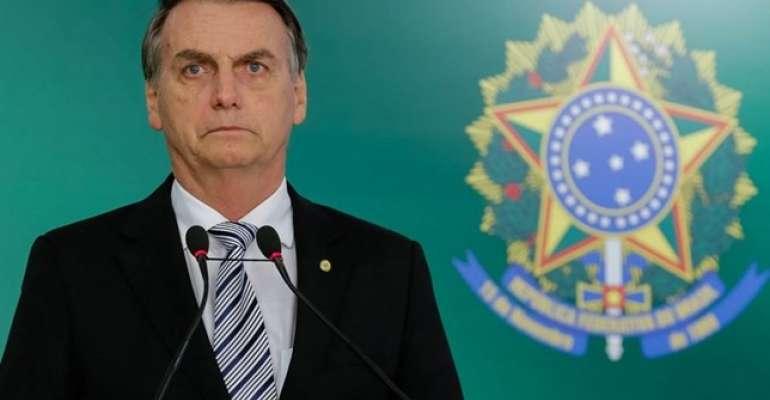 Bolsonaro ironiza Marina Silva e anuncia asfaltamento da BR-319