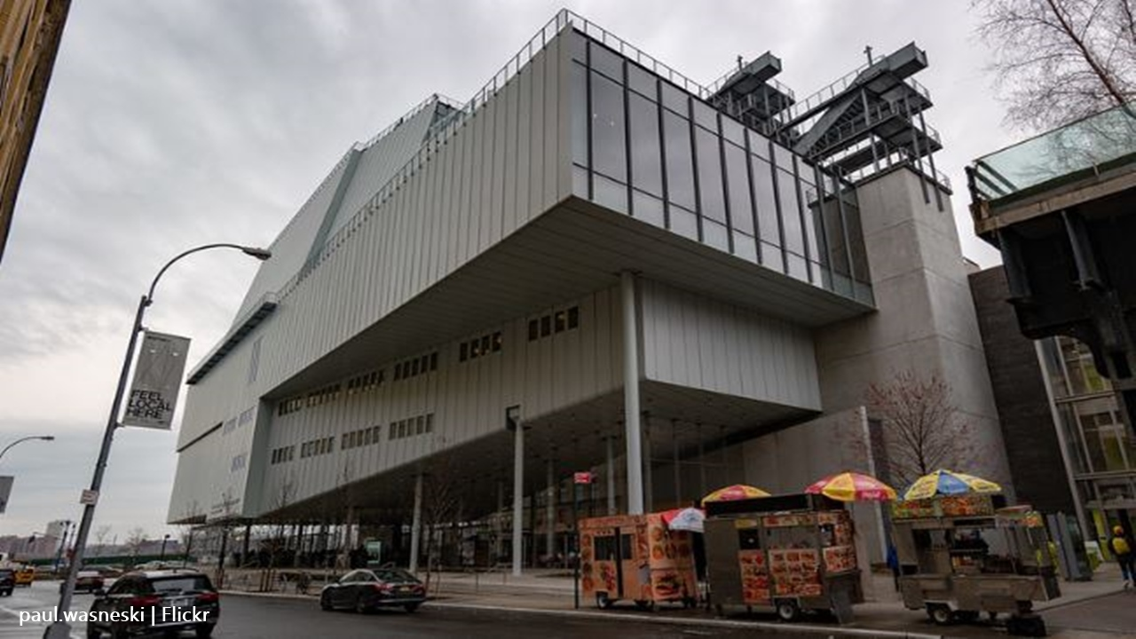 Whitney Museum: Protesting artists strong opinions on exhibit sponsors