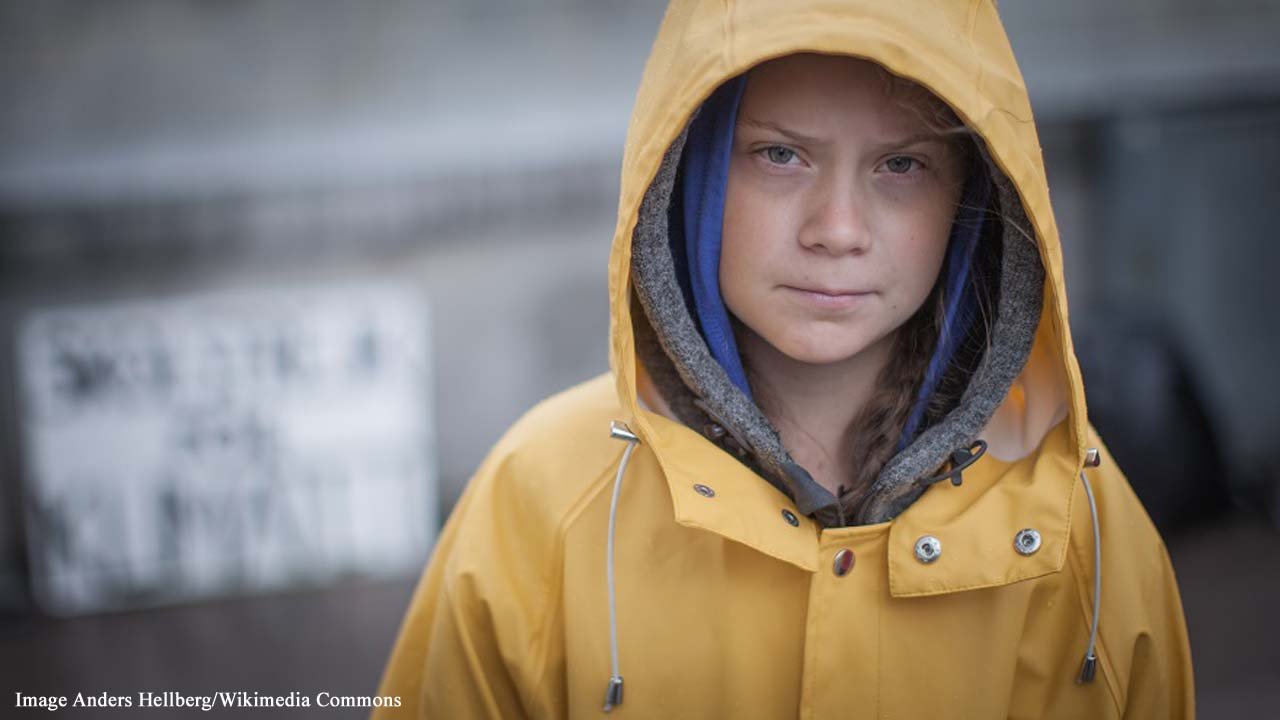 Greta Thunberg, teen climate activist, to feature on album by The 1975