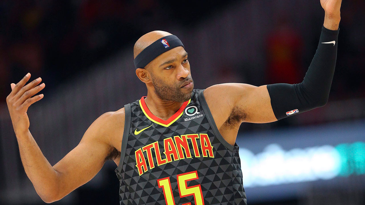 Vince Carter on possible return to Raptors: 'It'd be a cool situation'